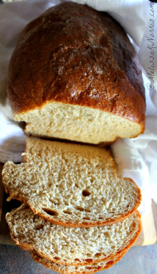 hard white wheat bread