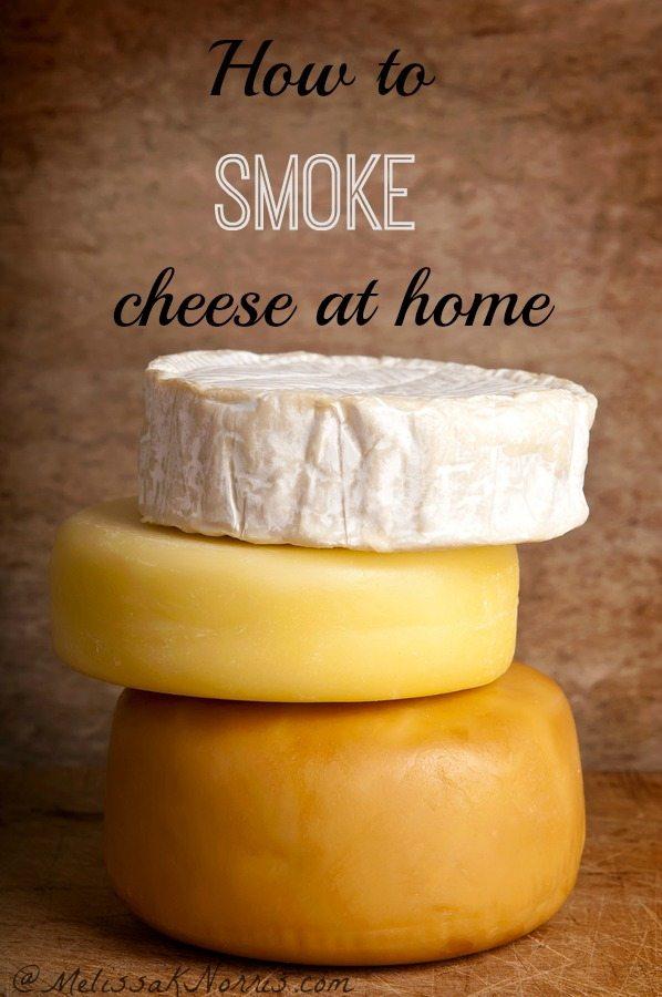 how to make smoked cheese