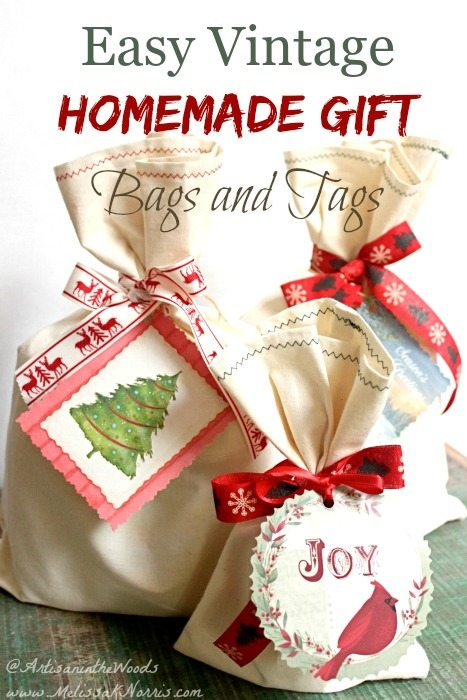 Tags Need A Frugal And Easy Way To Give Your Gifts These Homemade Gift Bags