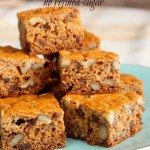 1940's Honey Date Squares Recipe