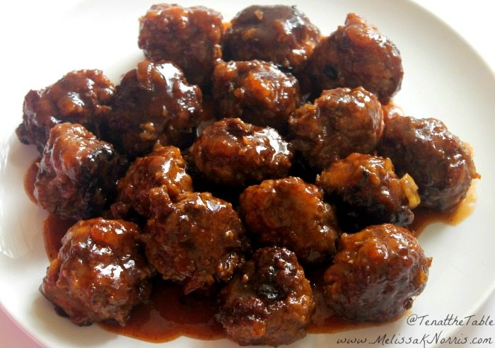 Learn how to make meatballs with this delicious from scratch sweet and sour meatball recipe with gluten free otptions