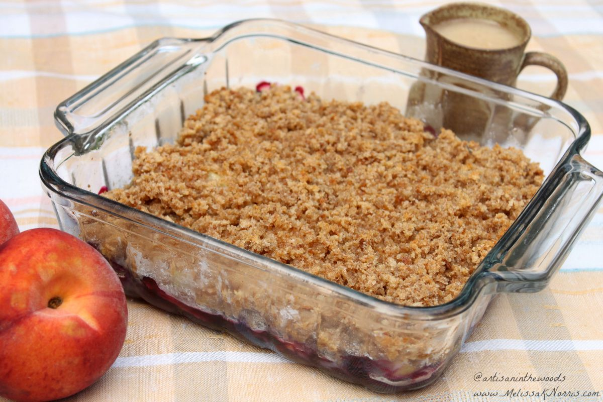 Warm Any Fruit Crumble Recipes — Dishmaps