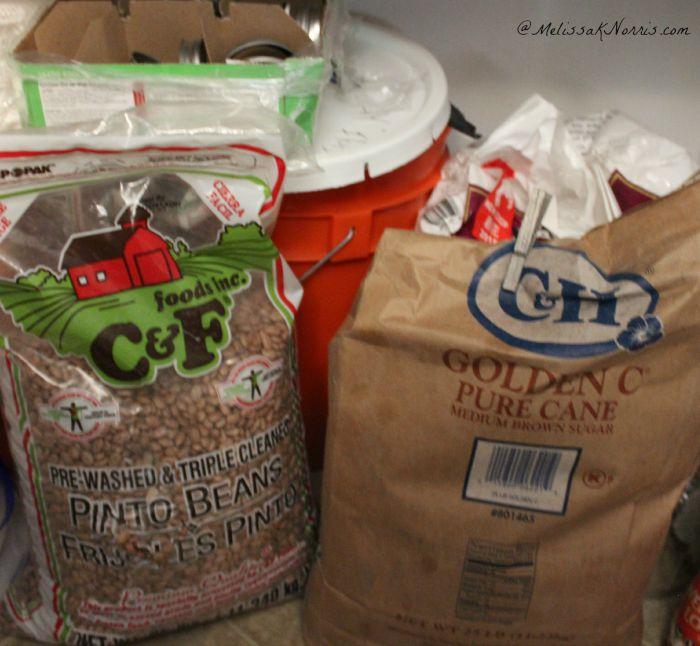 how to start bulk food store