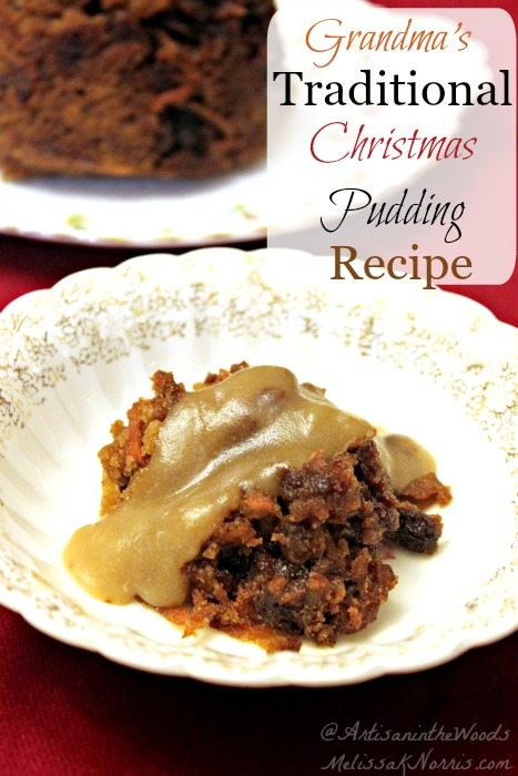 Traditional christmas pudding recipe i love old fashioned traditional recipes this was her grandmothers christmas pudding recipe and forumfinder Choice Image