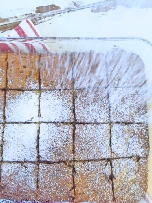 I love old family recipes! These old-fashioned Italian date nut bars have been passed down in her family for generations. I love the story and the recipe. They look amazing!