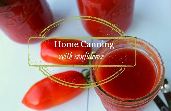 HomeCanningConfidenceCourse