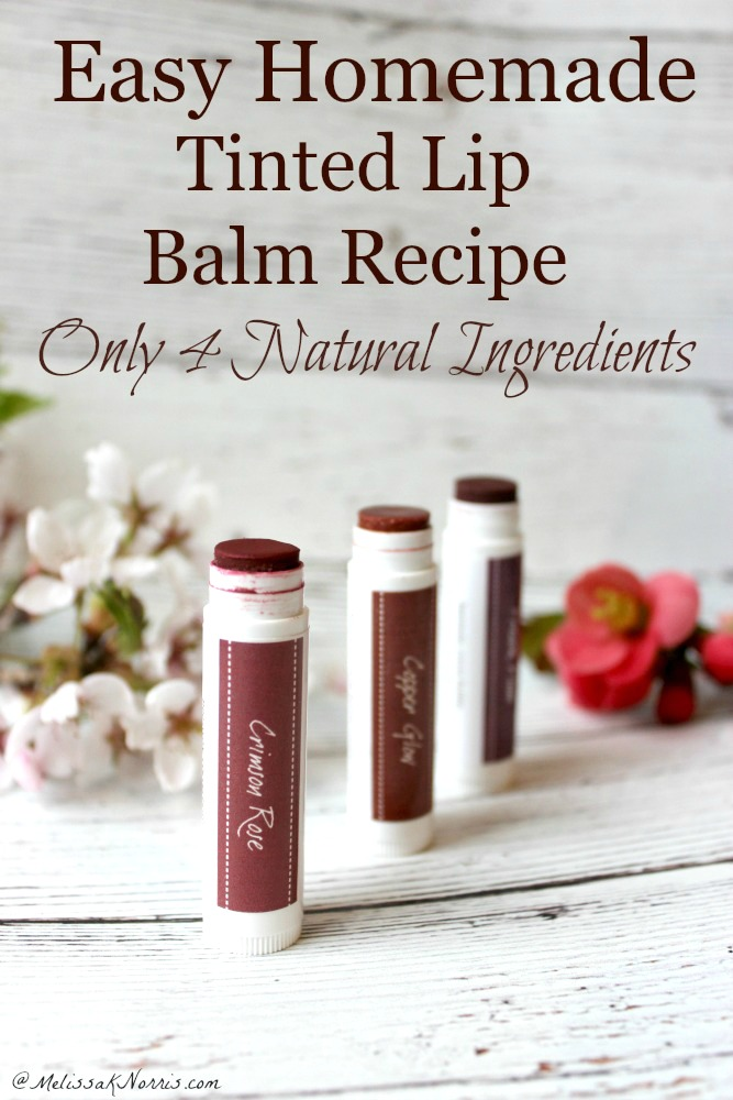 tinted lip balm tinted lip balm recipe easy diy 10026