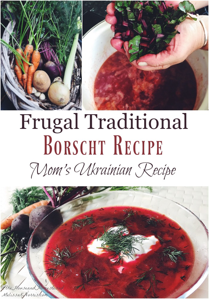 Borscht Recipe How To Make Traditional Ukrainian Borscht