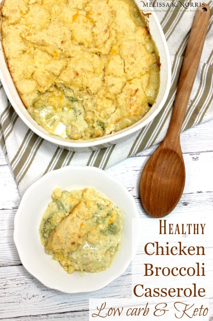 Healthy Chicken Broccoli Casserole-3110