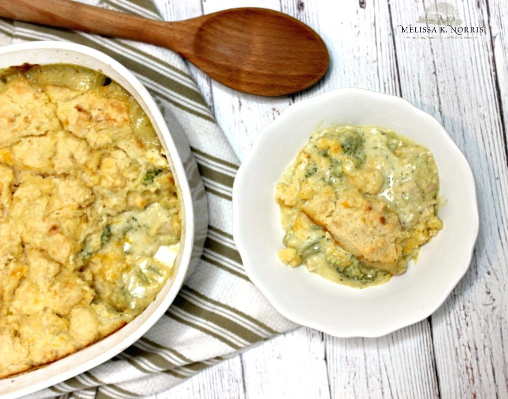 chicken casserole without cream soup