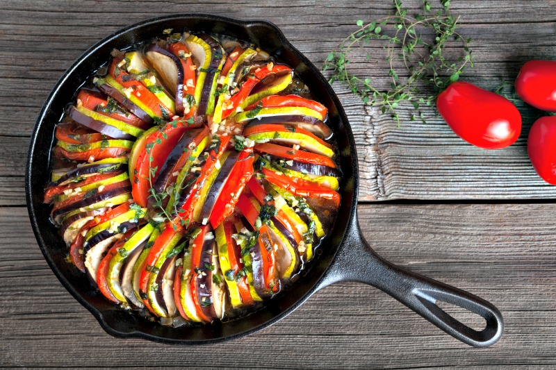 best zucchini recipes skillet meals