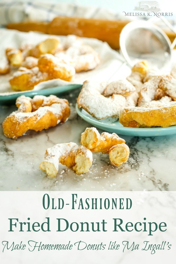 Fried Donut Recipe How to Make Donuts From Scratch