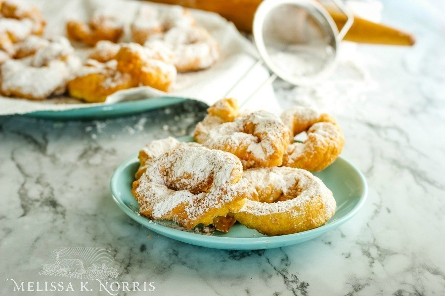 Fried Donut Recipe - No Yeast Old